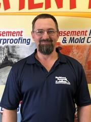 Tim Minier from Northland Basement Systems