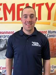 Dylan Levra from Northland Basement Systems