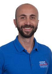 Antonio Sabella from Systèmes Sous-sol Québec
