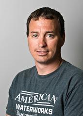 Brandon Wiskow from American Waterworks