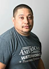 Raul Avilez from American Waterworks