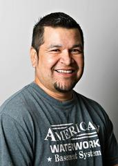 Rene Hernandez from American Waterworks