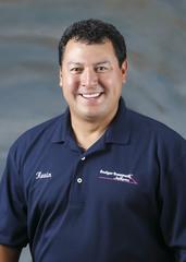 Kevin Alvarado from Badger Basement Systems