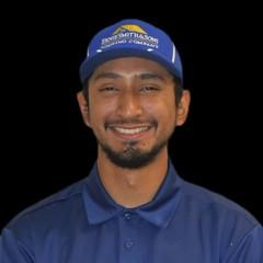 Luis Marin from Ernie Smith & Sons Roofing
