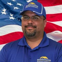 Aaron DeOliveira from Ernie Smith & Sons Roofing