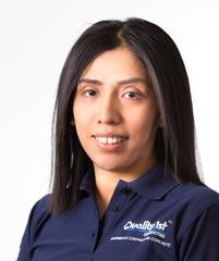 Martha Bermudez from Quality 1st Contracting