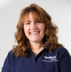 Mary Stains from Quality 1st Contracting