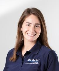 Samantha Ruzzano from Quality 1st Contracting