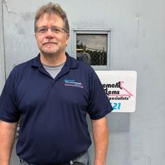 Bill Seabridge from Adirondack Basement Systems