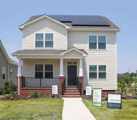 Custom Vinyl Products is proud to be the exclusive supplier of innovative, energy-efficient windows and doors for Virginia's first solar...