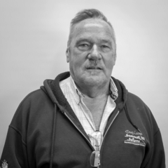 Ernie Robson from Doug Lacey's Basement Systems