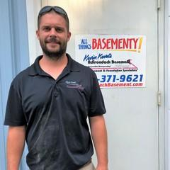 Austin P. from Adirondack Basement Systems