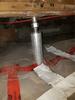 A foundation problem in a crawl space in Verdun - Photo 1