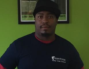 Kenneth from Green Energy Mechanical