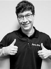 Ben V. from Sure-Dry Basement Systems