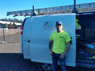 Danny Clymer from EcoBest Exteriors