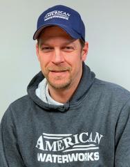 Kyle Hofschulte from American Waterworks