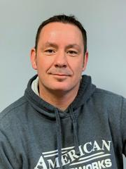 Troy Johnson from American Waterworks
