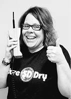 Cheryl F. from Sure-Dry Basement Systems