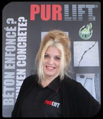 Caroline R. from PURLIFT