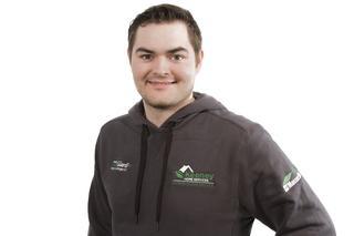 Ian Czarneski from LeafGuard by Keeney Home Services