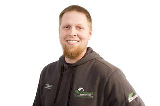 Nathan Miller from LeafGuard by Keeney Home Services