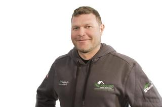 Chad Williams from LeafGuard by Keeney Home Services