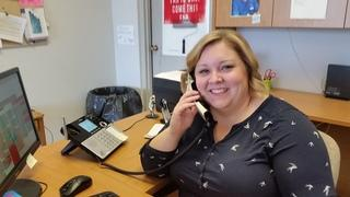 Lindsay Cruz from PolyLEVEL Alberta Corp.