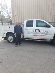 Jeremiah Weid from J.H. Barlow Pump & Water Conditioning