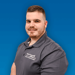 Ben Hickey from Advanced Basement Systems