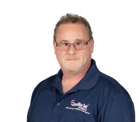JC Gibriano from Quality 1st Basement Systems