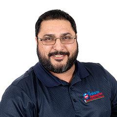 Mohammed Saeed from The Drying Co./ThermalTec