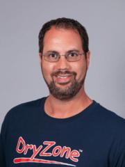 Aaron Jackson from DryZone, LLC