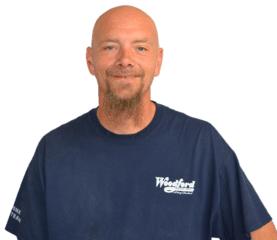 Matt Olands from Woodford Bros., Inc.