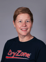 Heather Anderson from DryZone, LLC