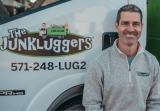 Mark Harrington from The Junkluggers of Gainesville, VA