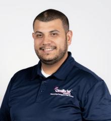 Jay Alvarez from Quality 1st Basement Systems