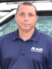 Allen Burbage from New Age Contractors