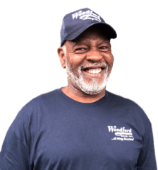 Willie Harris from Woodford Bros., Inc.