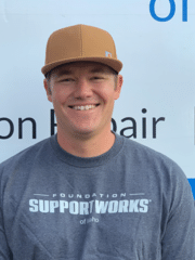 Joshua Abell from Foundation Supportworks of Idaho