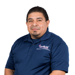 Esau Aquino from Quality 1st Basement Systems