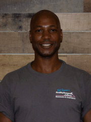 Marcus Robinson from Healthy Basement Systems