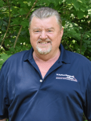 Rod Hughes from TC Hafford Basement Systems