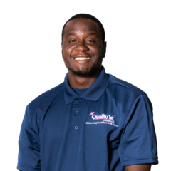 Sherman Turner from Quality 1st Basement Systems