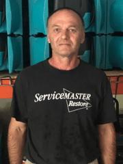 Bogoljub Mikac from ServiceMaster Restore