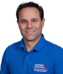Jerry Evangelatos from Systèmes Sous-sol Québec