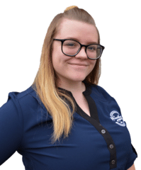 Emma Riehlman from Woodford Bros., Inc.