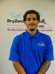 Josh Daveiga from DryZone Basement Systems