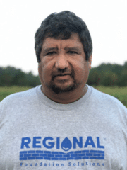Fernando from Regional Foundation Solutions