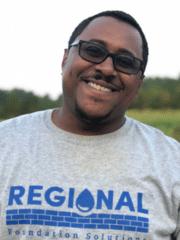 Joshua from Regional Foundation Solutions